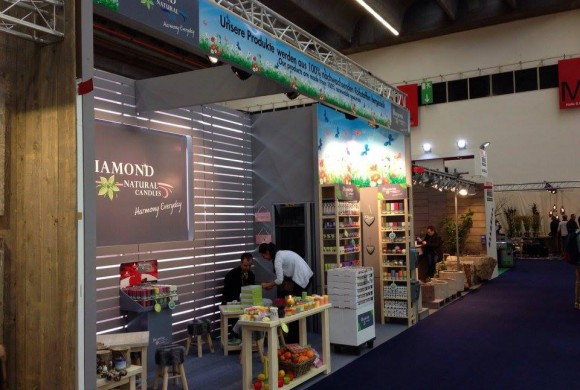 Diamond Candles Ambiente The Show Frankfurt 2015 5