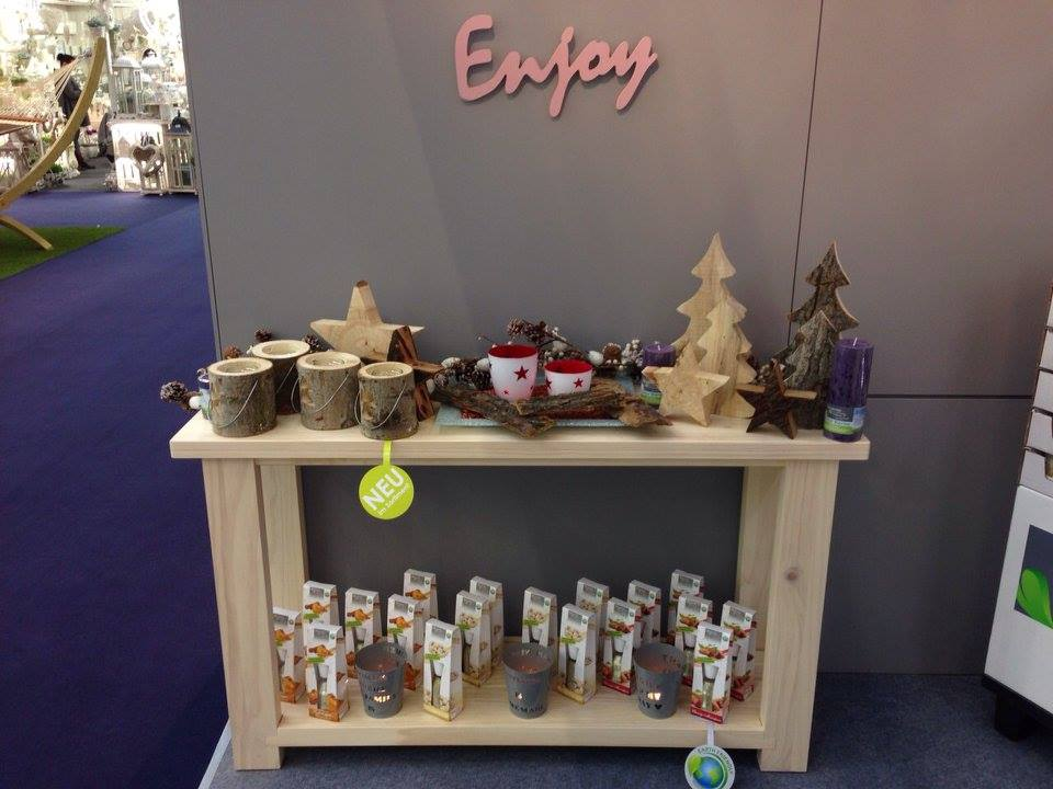 Diamond Candles Ambiente The Show Frankfurt 2015 6