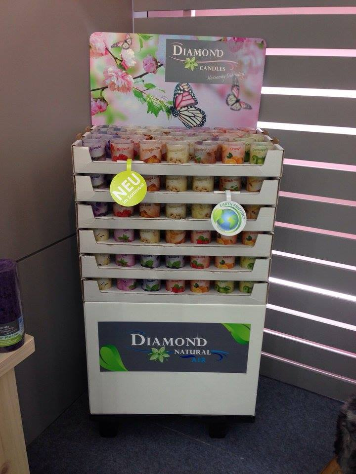 Diamond Candles Ambiente The Show Frankfurt 2015 4