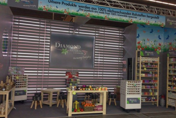 Diamond Candles Ambiente The Show Frankfurt 2015 1